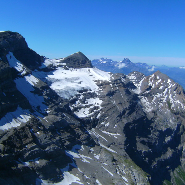 Les glaciers